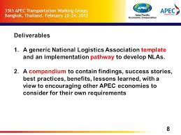 1 two ausaid funded projects u2013 nla benefits u0026 e port linkages