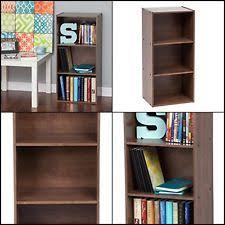 Bookshelf 3 Shelf 3 Shelf Bookcase Ebay
