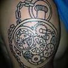 25 beautiful old clock tattoo ideas on pinterest clock tattoos