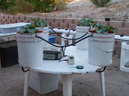 easy to build hydroponic drip system