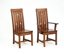Amish Chair Dining Chairs Millhouse Furniture