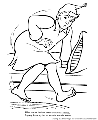 night christmas coloring pages christmas story coloring