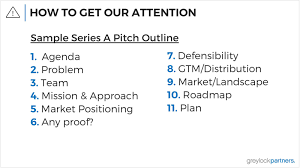 what do i look for in a pitch u2013 greylock perspectives