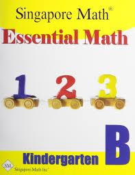 Essential Math Kindergarten B 9781932906158 Amazon Com Books