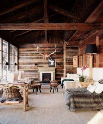 Log Home Interior Design Home Design And Decor Rustic Interior Design Style For The Home