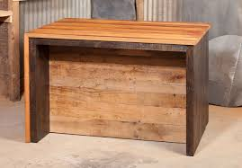 rustic kitchen furniture small diy butcher block island countertops made from reclaimed