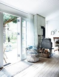 A COZY SCANDINAVIAN SUMMER HOME THE STYLE FILES - Summer home furniture
