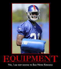 Funny Ny Giants Memes - new york giants kenny phillips showing off some equipment sports