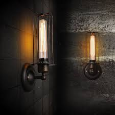 Vintage Industrial Wall Sconce 10 Top Stylish Industrial Sconce Lighting Design Collection