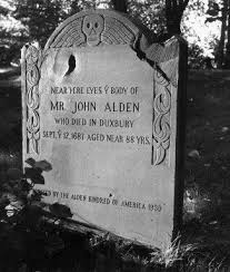 alden and the myth of the thanksgiving naylor rogers