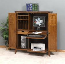 Computer Desk Armoire Desk Best 25 Computer Armoire Ideas On Pinterest Craft Armoire