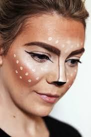 best 25 deer halloween makeup ideas on pinterest bambi costume