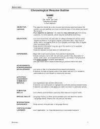 resume format for company internship awesome certified