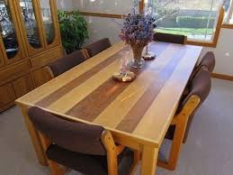 Make Your Own Reclaimed Wood Desk by 33 Diy Dining Room Tables Easy To Make Table Decorating Ideas