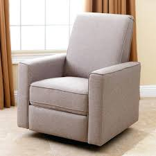 Fabric Glider Recliner With Ottoman Mesmerizing Glider Recliner Chair Fabric Swivel Glider Recliner