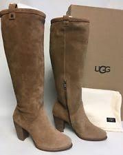 ugg s mammoth boots ugg australia mammoth boots fringe knee high waterproof