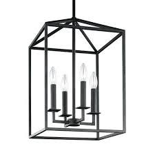 Pendant Light Canopy Black Pendant Light Blacksmith Inch Four Light Lantern Pendant