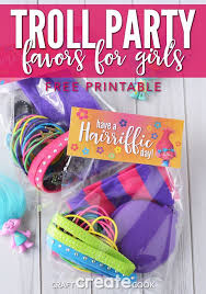 inexpensive party favors troll party favors for troll party party bags and favors