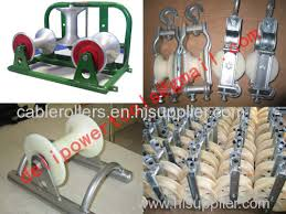 buy cable rolling cable roller sales cable guide cable laying