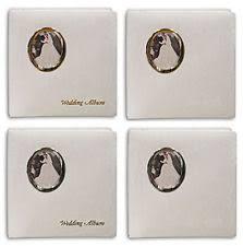 5x7 Wedding Photo Album Silver General Photo Slip In Albums Ebay