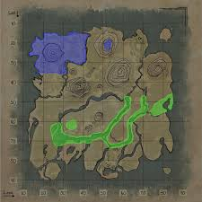 Snow Map Swamp And Snow Map Changes Official Media Ark Official
