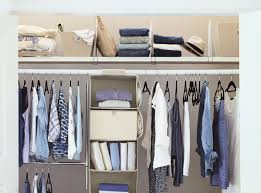 Bed Bath And Beyond Shelves by Closet Organization Tips 5 Easy Steps To A Clean Closet Your