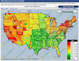 map us gas prices map us gas prices business insider