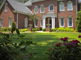 ideas extraordinary landscaping ideas for front of house with
