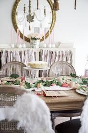 Valentines Day Table Decor by Valentine U0027s Inspiration Maison De Pax