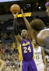 lakers u0027 kobe bryant surpasses michael jordan on nba u0027s all time
