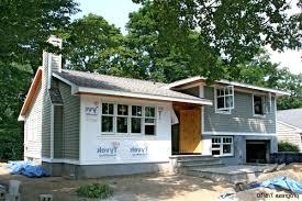 modern split level house plans baby nursery tri level home home design split level house plans