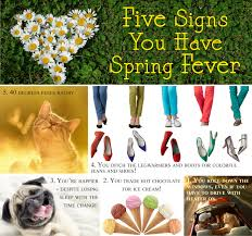 what is spring spring fever shanna hatfield