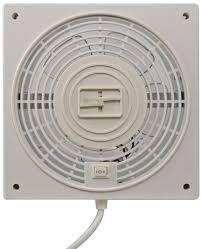 crawl space ventilation fan thruwall 2 speed fan tw408