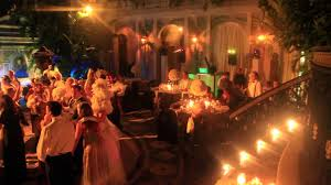 wedding the villa by barton g at the versace mansion youtube