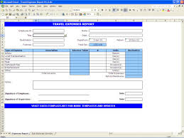 trip planner template travel expenses report excel templates travel report