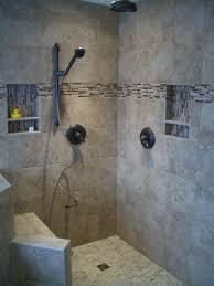 Shower Ideas For Master Bathroom Bathroom Master Bathroom Showing A Shower Placed On Tiled