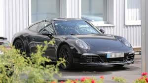 Porsche 918 Cayman - porsche says 911 will eventually be all turbo except gt3 rs