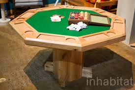 reclaimed wood game table pickett furniture makes reclaimed wood fun with a gaming table
