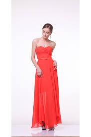 stripless sweetheart chiffon bridesmaid dresses cd 1472 tg