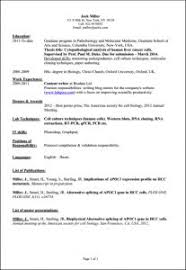 How To Make A Resume For A Job by Examples Of Resumes 79 Breathtaking How To Structure A Resume