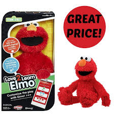 sesame street love2learn elmo 35 99 reg 69 99 coupon