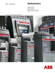 abb soft starter catalog pdf relay fuse electrical