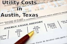 average utilities cost for 1 bedroom apartment utility costs in austin texas texas renter s blog