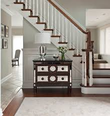 Gray Walls With White Trim by Foyer Molding Ideas Entry Victorian With White Wood White Wood