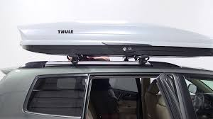 Thule 614 by Thule Roof Box Cargo Carrier House Roof