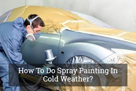Interior Car Spray Paint How To Do Spray Painting In Cold Weather Update 2017