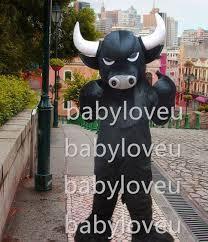Benny Bull Halloween Costume Buy Wholesale Bull Mascot Costume China Bull Mascot