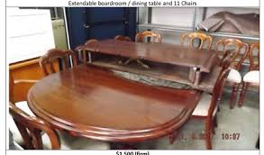 Extendable Boardroom Table Boardroom Table In Bunbury Region Wa Gumtree Australia Free