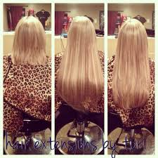 hairstyles for bonded extentions before and after a full head of she by socap strand by strand