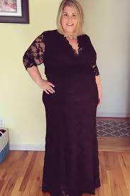 Flattering Plus Size Clothes 174 Best Plus Size Style Lace Images On Pinterest Plus Size